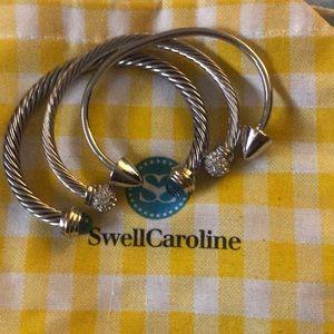 Swell Caroline Costume Bangles